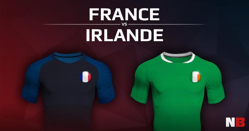 France VS Irlande