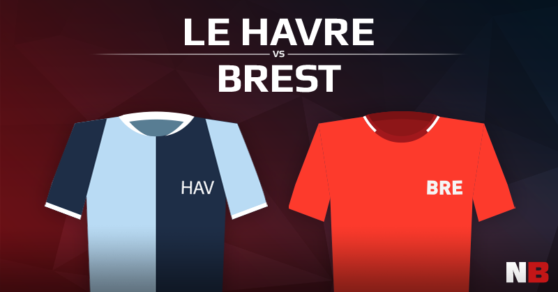 Havre Athletic Club VS Stade Brestois 29