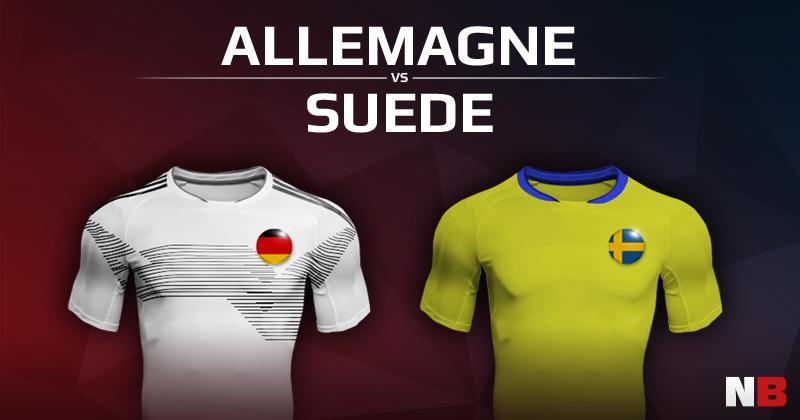 Allemagne VS Suède