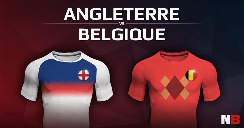 Angleterre VS Belgique
