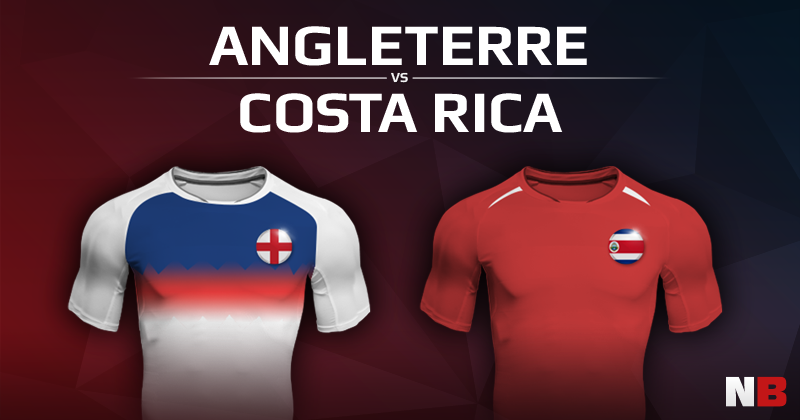 Angleterre VS Costa Rica
