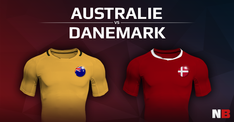Australie VS Danemark