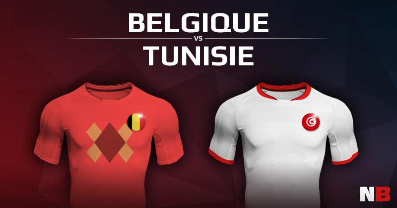 Belgique VS Tunisie