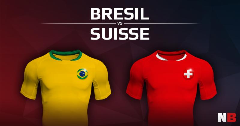 Brésil VS Suisse