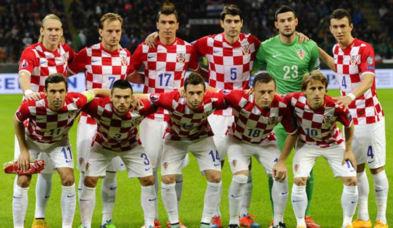 Equipe de Croatie