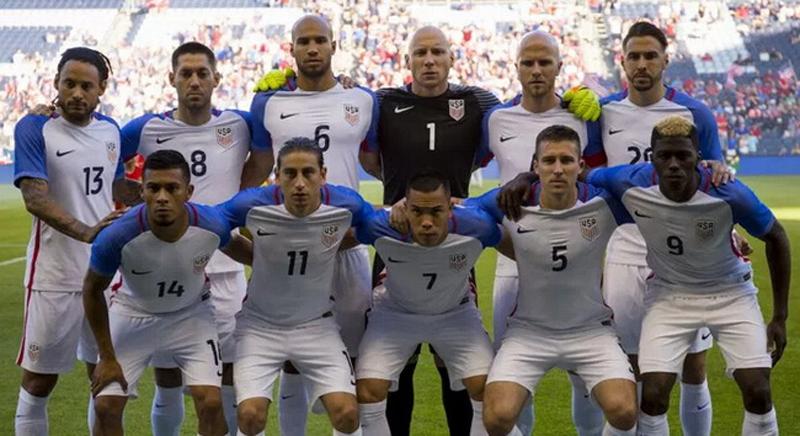 Equipe Etats-Unis