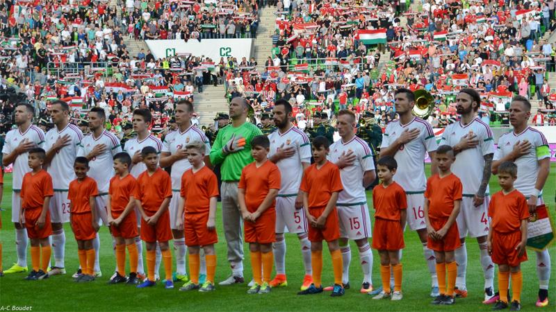 Equipe de Hongrie