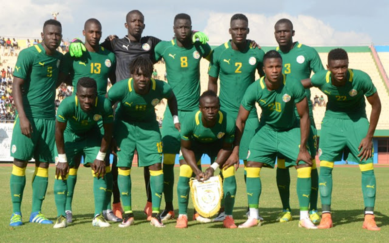 Equipe du Sénégal