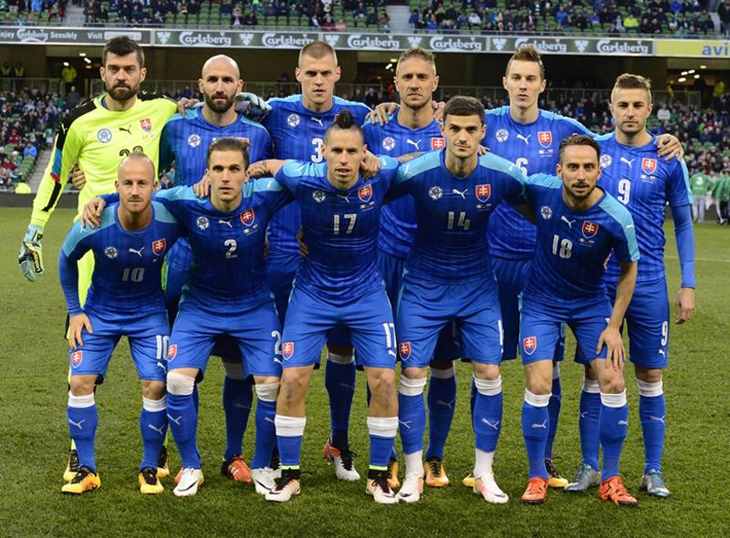 Equipe de Slovaquie
