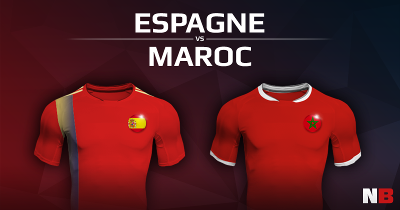 Espagne VS Maroc