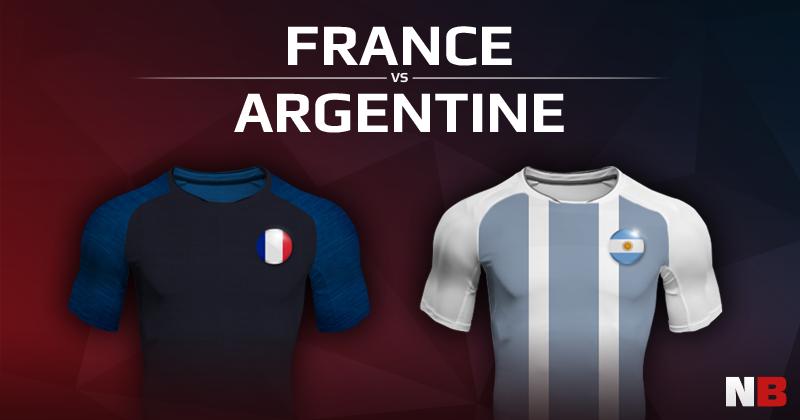 France VS Argentine