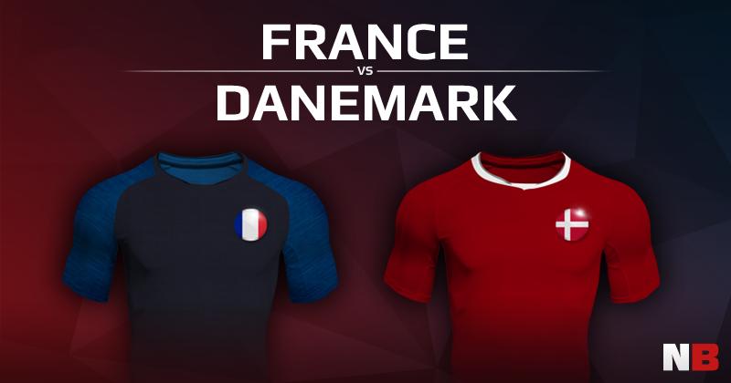France VS Danemark