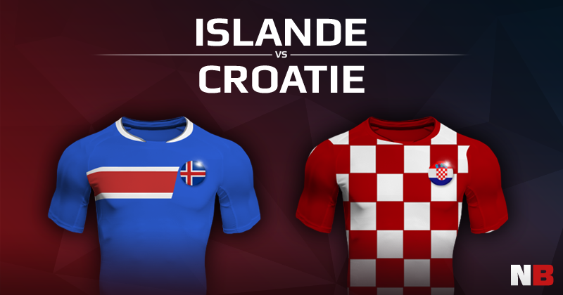 Islande VS Croatie