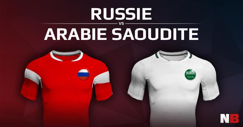 Russie VS Arabie Saoudite