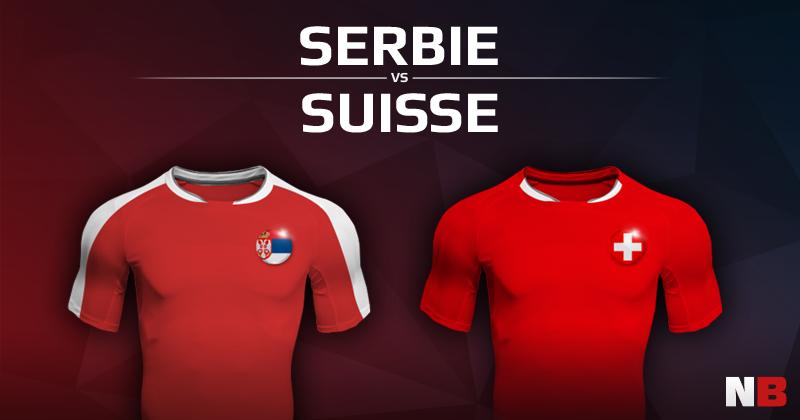 Serbie VS Suisse