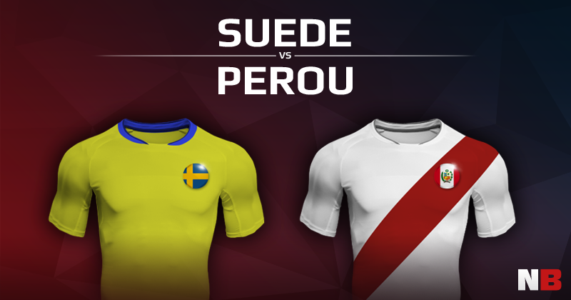 Suède VS Pérou