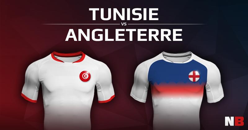 Tunisie VS Angleterre