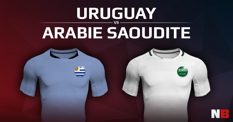 Uruguay VS Arabie Saoudite