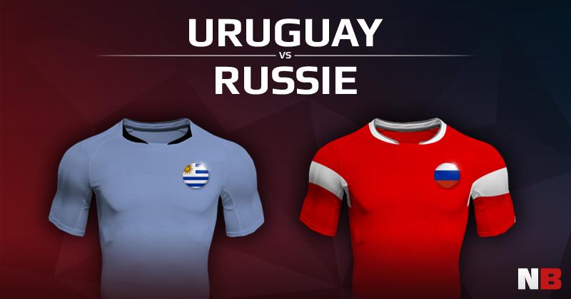 Uruguay VS Russie
