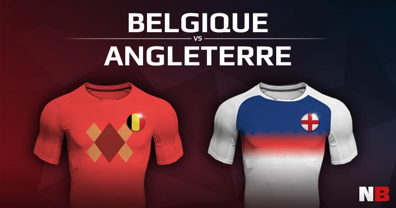 Belgique VS Angleterre