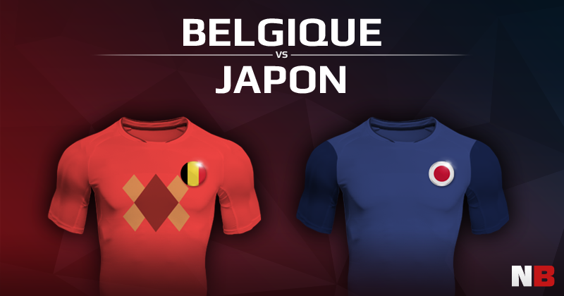 Belgique VS Japon