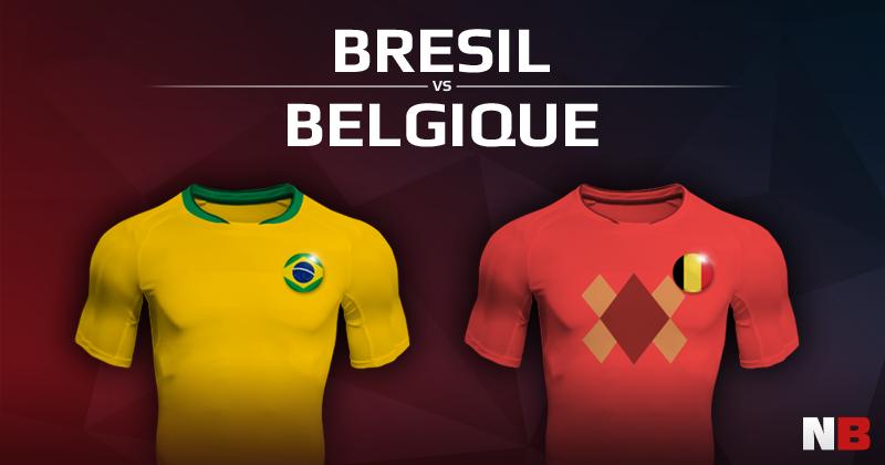 Brésil VS Belgique