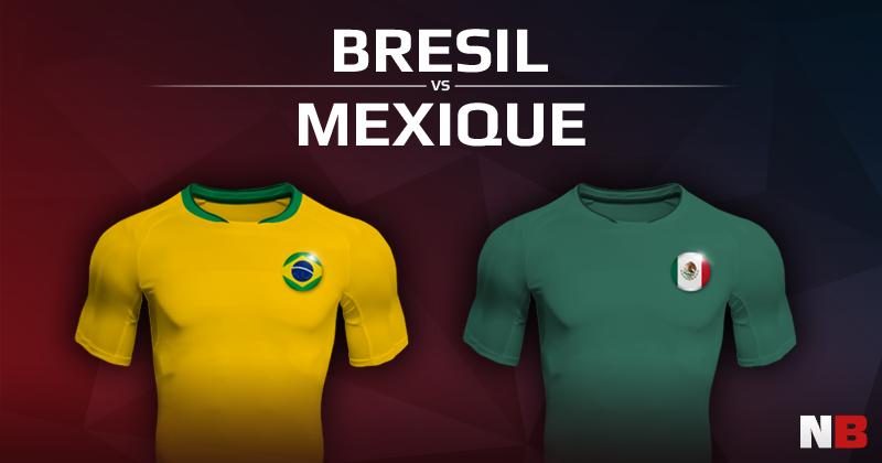 Brésil VS Mexique