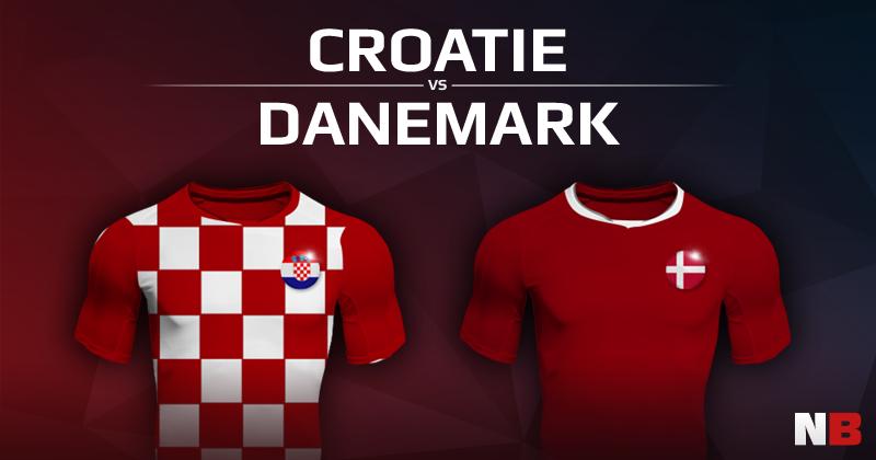 Croatie VS Danemark