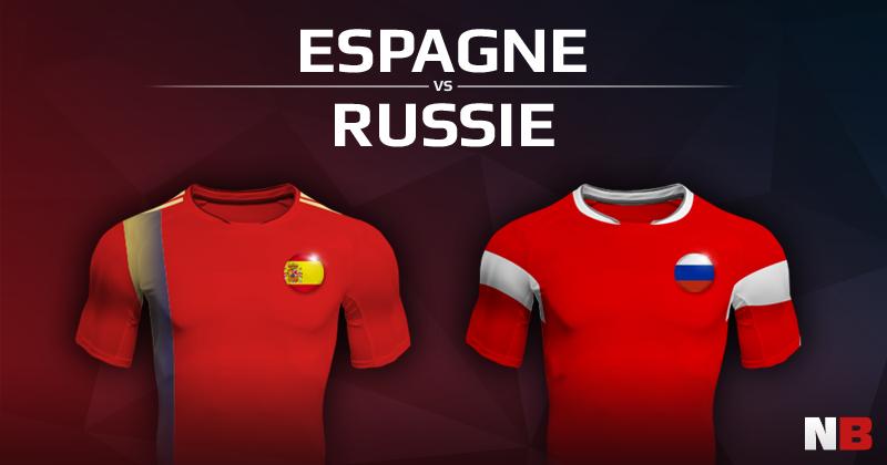 Espagne VS Russie