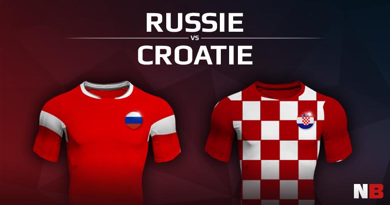 Russie VS Croatie