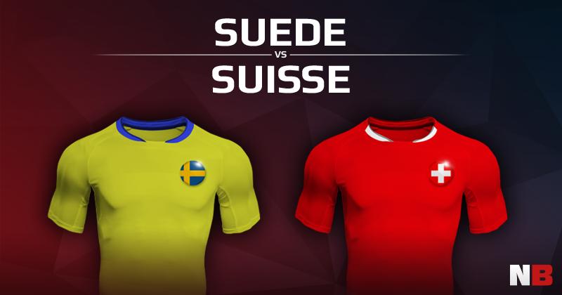 Suède VS Suisse