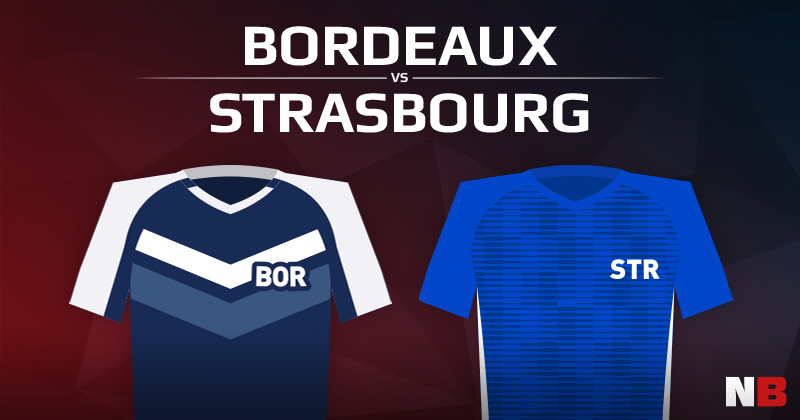 Girondins de Bordeaux VS RC Strasbourg