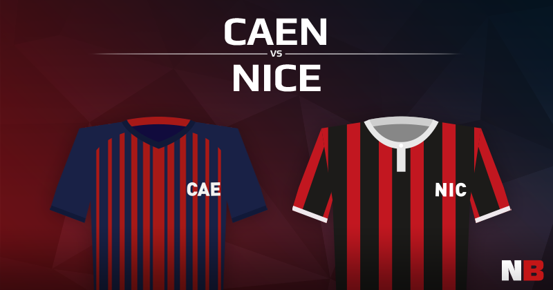 Stade Malherbe de Caen VS OGC Nice
