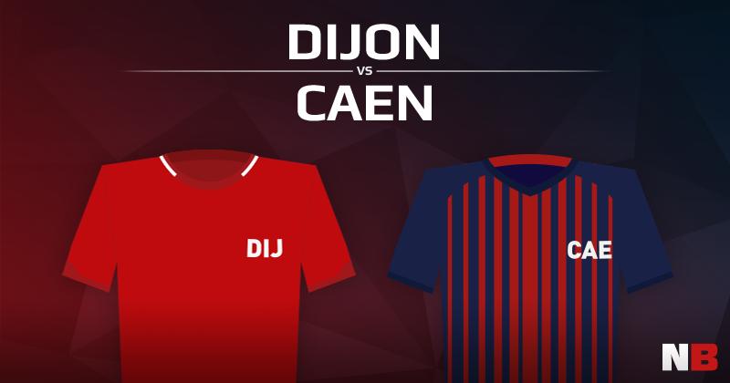 FC Dijon VS Stade Malherbe de Caen