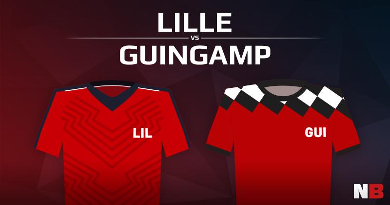 LOSC VS En Avant Guingamp