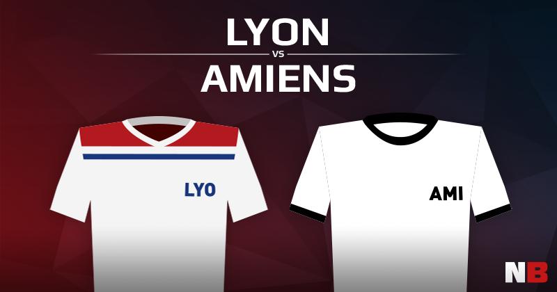 Olympique Lyonnais VS SC Amiens