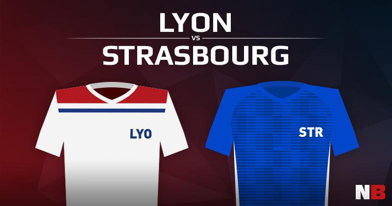 Olympique Lyonnais VS RC Strasbourg