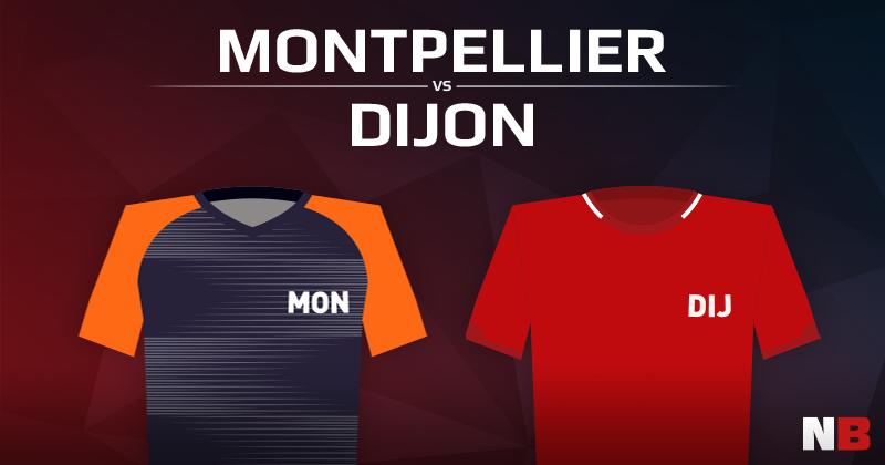 Montpellier Hérault Sport Club VS FC Dijon
