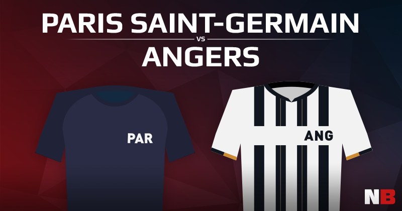 Paris Saint Germain VS SCO Angers