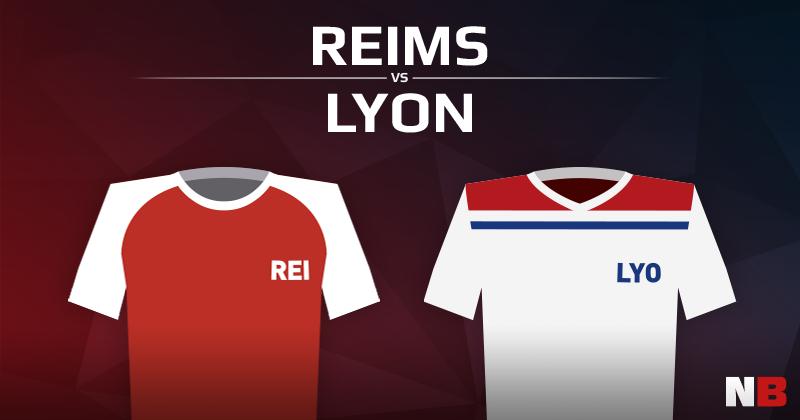 Stade de Reims VS Olympique Lyonnais