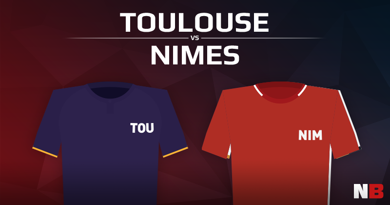 Toulouse FC VS Nîmes Olympique