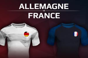 Allemagne VS France
