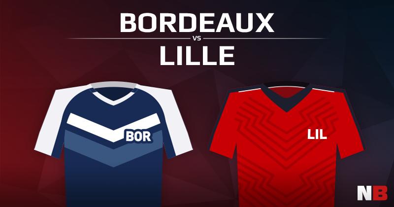 Girondins de Bordeaux VS LOSC