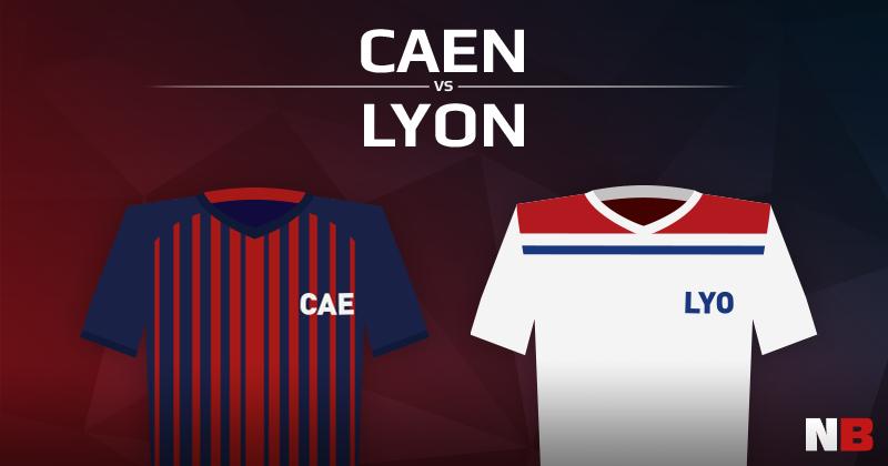 Stade Malherbe de Caen VS Olympique Lyonnais