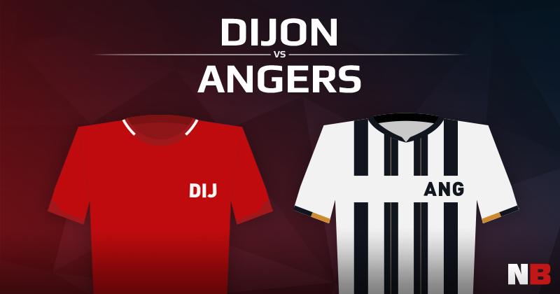 FC Dijon VS SCO Angers
