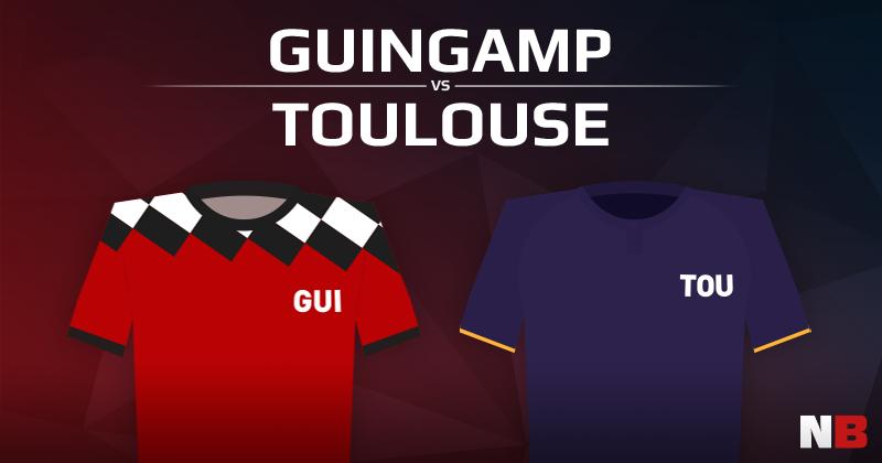 En Avant Guingamp VS Toulouse FC