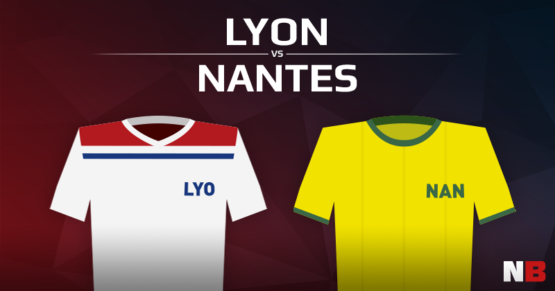 Olympique Lyonnais VS FC Nantes