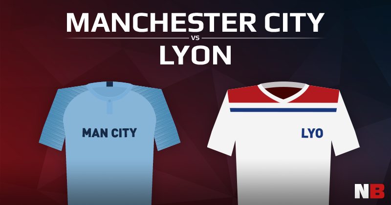Manchester City VS Olympique Lyonnais