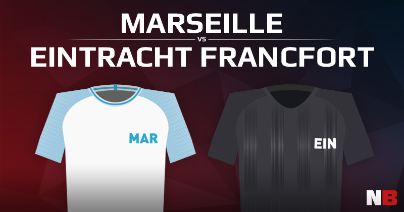 Olympique de Marseille VS Eintracht Francfort