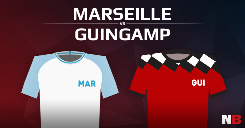 Olympique de Marseille VS En Avant Guingamp